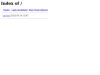 Slika naslovnice sjedišta: Termag d.o.o. (http://www.termag.hr)