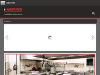 Slika naslovnice sjedišta: Arpugo d.o.o. (http://www.arpugo.hr/)