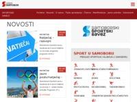Slika naslovnice sjedišta: Samoborski sportski savez (http://www.samoborski-sport.hr)