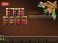 Slika naslovnice sjedišta: Nadalina čokolade (http://www.nadalina-cokolade.com.hr)