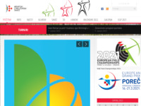 Slika naslovnice sjedišta: Hrvatski streličarski savez (http://www.archery.hr/)