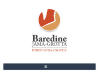 Slika naslovnice sjedišta: Jama Baredine (http://www.baredine.com)