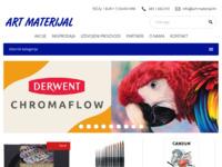 Slika naslovnice sjedišta: Art Materijal d.o.o. (http://www.art-materijal.hr/)