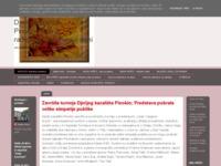 Frontpage screenshot for site: NADA HRŽIĆ-UMJETNICA (http://nadahrzic.blogspot.com/)