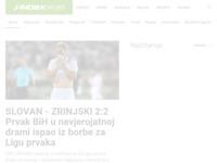 Slika naslovnice sjedišta: Sport Index (http://www.index.hr/sport/)