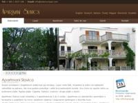 Frontpage screenshot for site: Apartmani Slavica (http://free-zg.htnet.hr/lopar/)