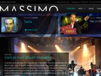 Slika naslovnice sjedišta: Massimo (on-line) (http://www.massimo.hr/)