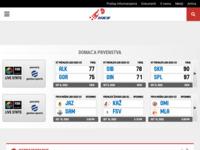 Slika naslovnice sjedišta: HKS - Hrvatski košarkaški savez (http://www.hks-cbf.hr/)