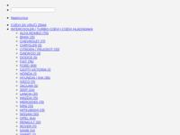 Frontpage screenshot for site: Proizvodnja gumenih armiranih cijevi (http://www.pasaric.hr/)
