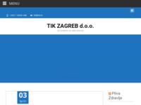Slika naslovnice sjedišta: Tik Zagreb d.o.o. (http://www.tik.hr)
