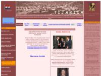 Slika naslovnice sjedišta: Tijarica (http://www.inet.hr/~isamardz/)