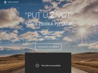 Slika naslovnice sjedišta: ivicastanic.from.hr (http://www.ivicastanic.from.hr/)