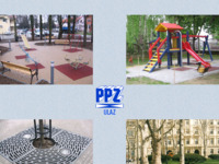 Frontpage screenshot for site: PPZ d.o.o. (http://www.ppz.hr)