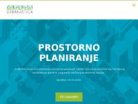 Slika naslovnice sjedišta: Urbanistica d.o.o. (http://www.urbanistica.hr)