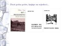 Slika naslovnice sjedišta: Viktor Tica, pisac (http://free-po.htnet.hr/Viktor_Tica/glavna.html)