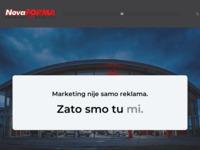 Slika naslovnice sjedišta: Izrada svjetlećih reklama (http://www.nova-forma.htnet.hr/)