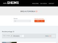 Slika naslovnice sjedišta: Auto kuća Deni d.o.o. (http://www.auto-deni.hr/)