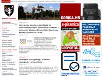 Slika naslovnice sjedišta: Grad Velika Gorica (http://www.gorica.hr)