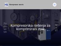 Slika naslovnice sjedišta: Kompresor servis (http://www.kompresor.hr/)