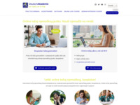 Slika naslovnice sjedišta: besplatni online-tečaj njemačkog jezika (http://www.deutschakademie.de/online-deutschkurs/kroatisch/)