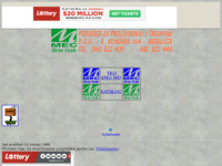 Frontpage screenshot for site: MEC d.o.o. (http://members.tripod.com/~Mec_/index.htm)