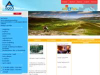 Frontpage screenshot for site: Agea tours d.o.o. (http://www.ageatours.com/)