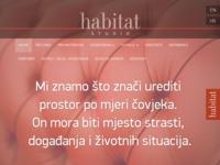 Slika naslovnice sjedišta: Studio Habitat - Salon namještaja, Vodice (http://www.studio-habitat.com)