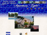 Slika naslovnice sjedišta: Apartmani Zupčić (http://free-zg.htnet.hr/ap_zupcic/)