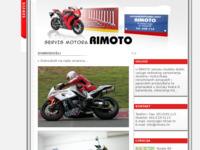 Slika naslovnice sjedišta: Rimoto – Honda servis (http://www.rimoto.hr)