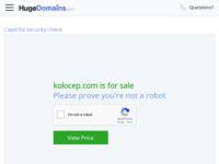 Frontpage screenshot for site: Dubrovnik - Vile Koločep (http://www.kolocep.com/)