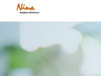 Slika naslovnice sjedišta: Kemijska čistionica Nina (http://www.kemijska-cistionica.hr)