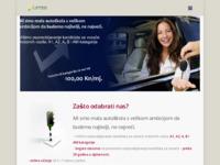 Slika naslovnice sjedišta: Auto-škola Fortuna -- Rijeka (http://www.fortuna.hr)