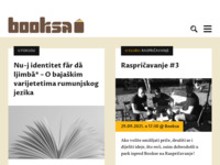 Frontpage screenshot for site: (http://www.booksa.hr/)