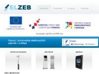 Slika naslovnice sjedišta: Razvoj i proizvodnja aparata (http://www.elzeb.hr/)
