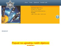 Slika naslovnice sjedišta: Amortizeri Sever (http://www.amortizeri-sever.hr)