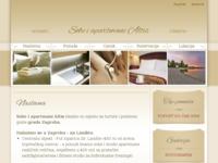 Frontpage screenshot for site: Apartmani Altis (http://www.apartmani-altis.com)