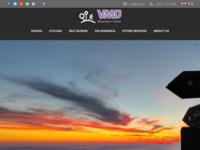 Frontpage screenshot for site: VMD putnička agencija (http://www.vmd.hr/)