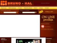 Slika naslovnice sjedišta: Bruno-Hal (http://www.bruno-hal.hr/)