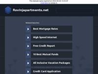 Slika naslovnice sjedišta: Apartmani Rovinj (http://www.rovinjapartments.net)
