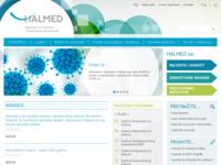 Slika naslovnice sjedišta: Agencija za lijekove i medicinske proizvode (http://www.almp.hr/)