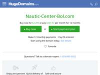 Slika naslovnice sjedišta: Nautic center Bol (http://www.nautic-center-bol.com/)