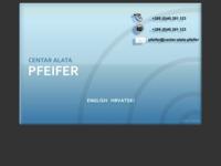 Slika naslovnice sjedišta: Centar Alata Pfeifer d.o.o. (http://centar-alata-pfeifer.hr)