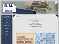 Slika naslovnice sjedišta: Knjigovežnica Rad (http://www.knjigoveznica-rad.hr/)