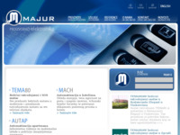 Slika naslovnice sjedišta: MAJUR (http://www.majur.com/)