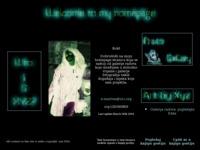 Frontpage screenshot for site: Tea homepage (http://www.inet.hr/~tgaspari/main_cro.html)