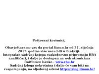 Slika naslovnice sjedišta: limun.hr (http://www.limun.hr/)