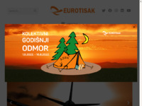 Slika naslovnice sjedišta: Eurotisak (http://www.eurotisak.hr)
