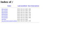 Frontpage screenshot for site: Via Tours d.o.o (http://www.via-tours.hr)