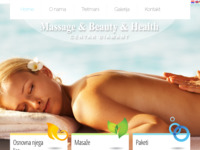 Slika naslovnice sjedišta: Beauty-health centar Diamant, Poreč (http://www.beauty-diamant.hr/)