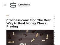 Slika naslovnice sjedišta: Hrvatski šahovski savez (http://www.crochess.com)